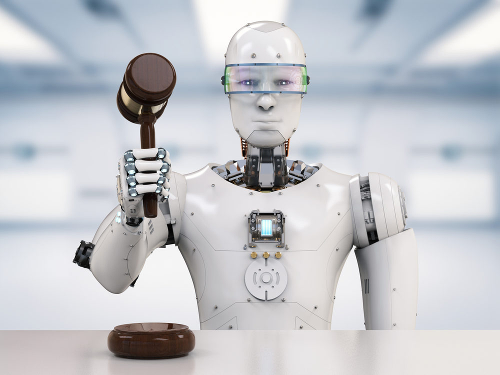 Image result for artificial intelligence in judiciary