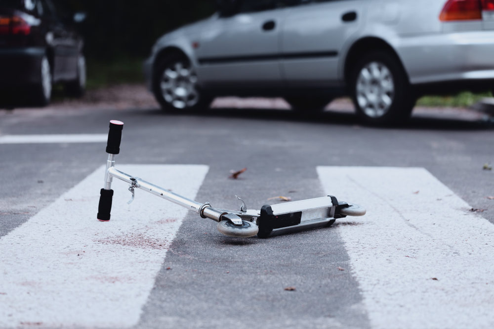 Report Suggests Speeding a Factor in Rising E-scooter Injuries