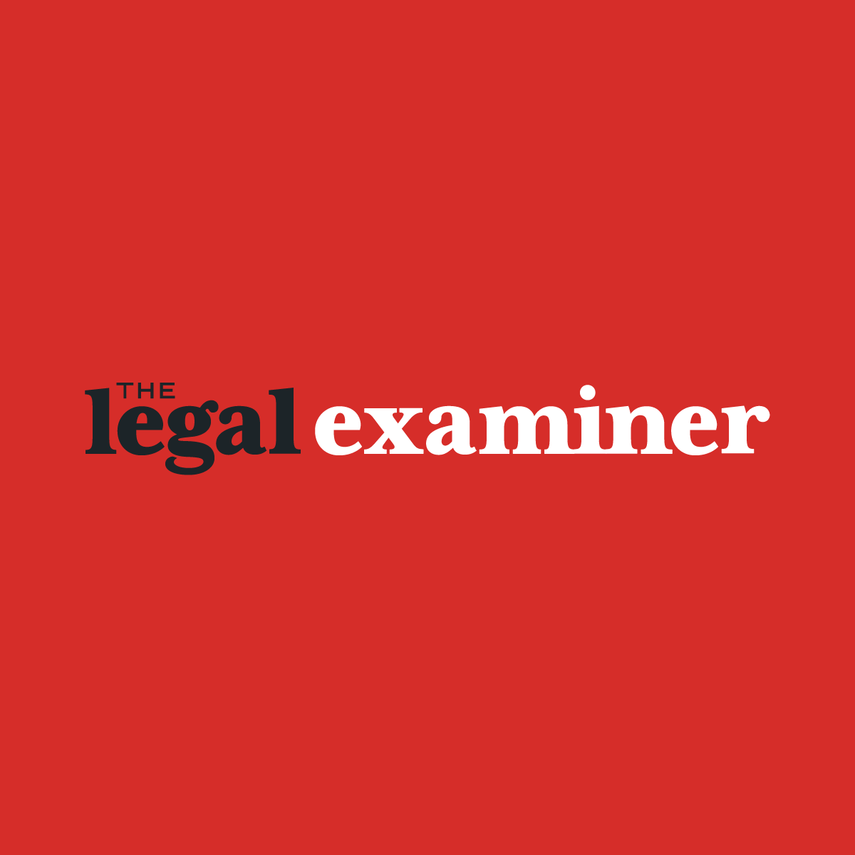 Legal Archives - The Legal Examiner